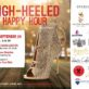 HIGH-HEELED HAPPY HOUR raises funds for Fauquier Free Clinic