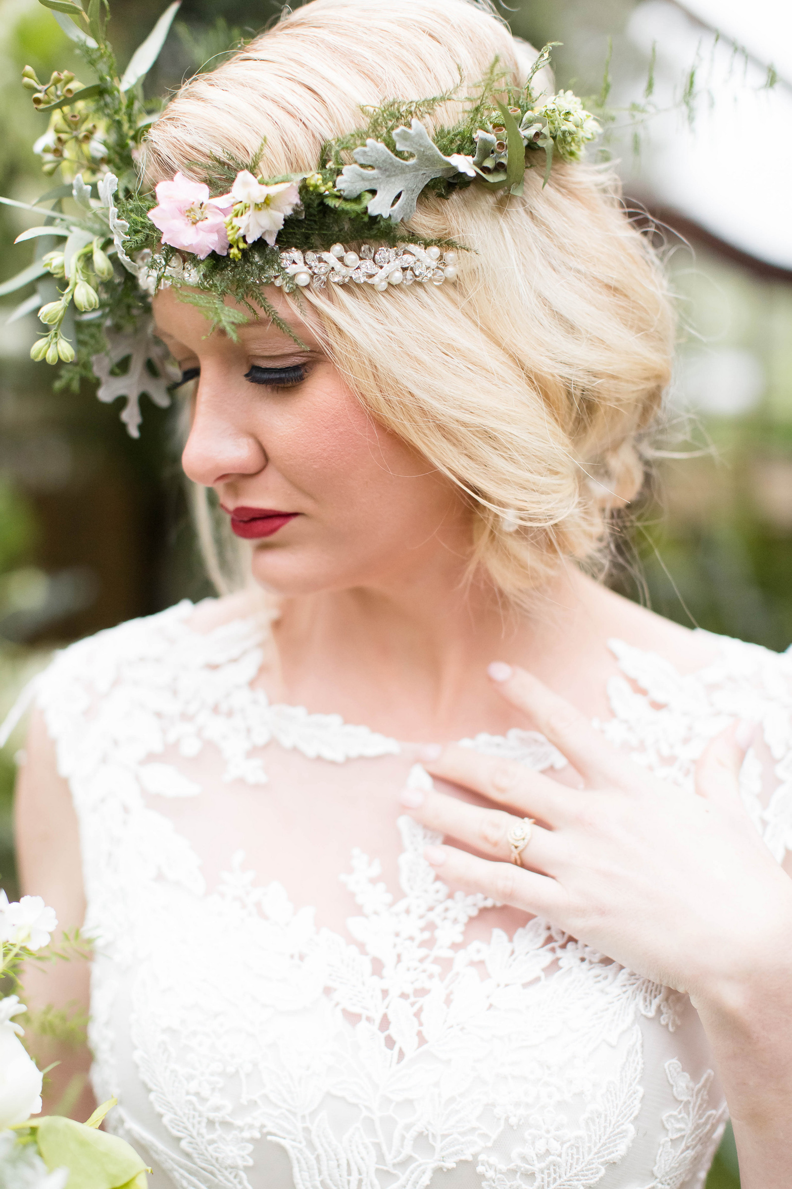 vintage wedding – salon emage day spa